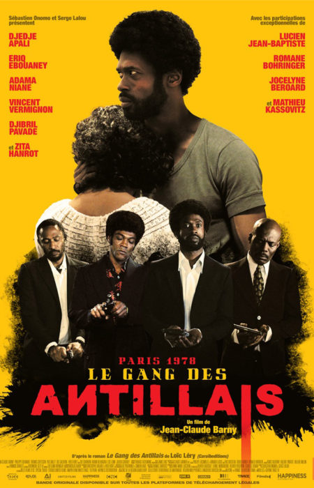 "Poster - Vincent Vermignon in ""Le Gang des Antillais"" - Actor"