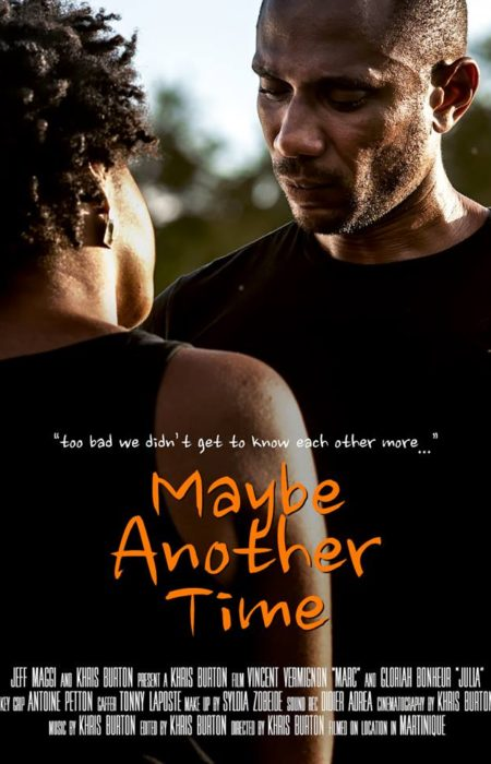 "Poster - Vincent Vermignon in ""Maybe Another Time"" - Actor"