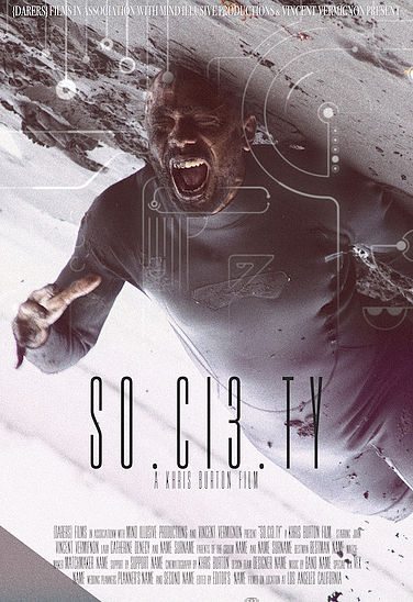 "Poster - Vincent Vermignon in ""Society"" - Actor"